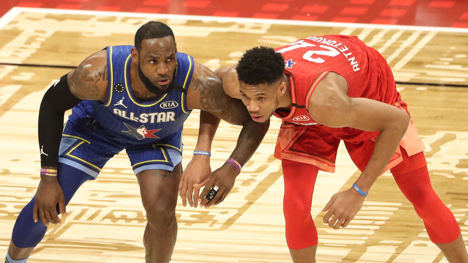 Instant Classic breaks out in Chicago as Team LeBron defeats ...