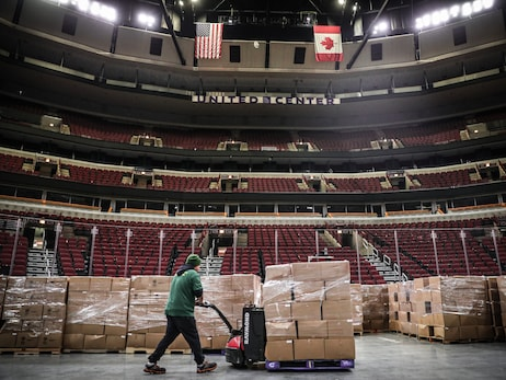 United Center Efforts on COVID-19 Emergency Relief