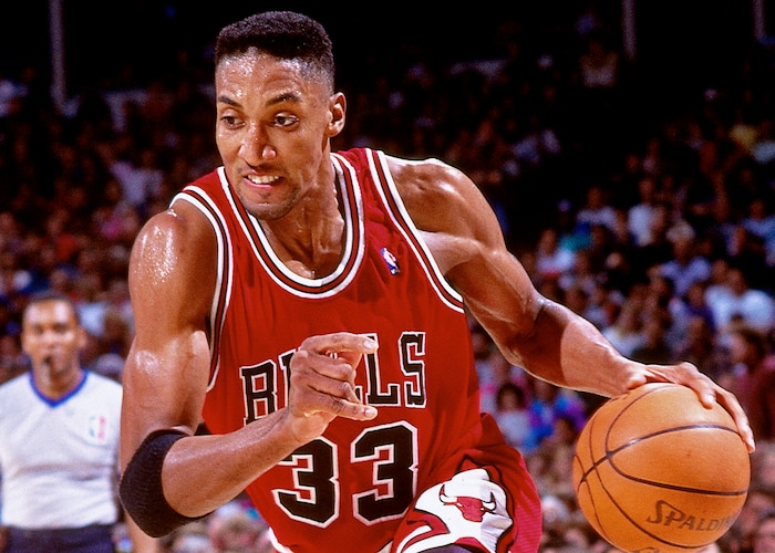 The Last Dance Takeaway Scottie Pippen Thrived In The Storm Chicago Bulls