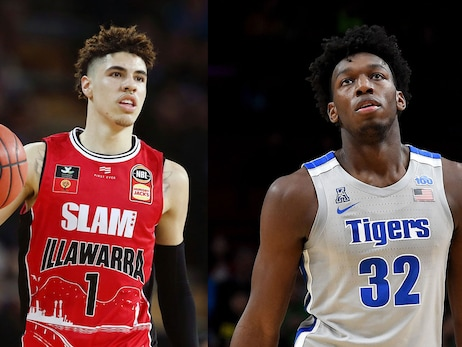 Sam Smith predicts who the Bulls will draft ahead of the 2020 Draft Lottery