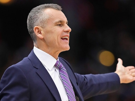 Bulls head coach Billy Donovan drawn to partnership with Karnisovas in building a winning team