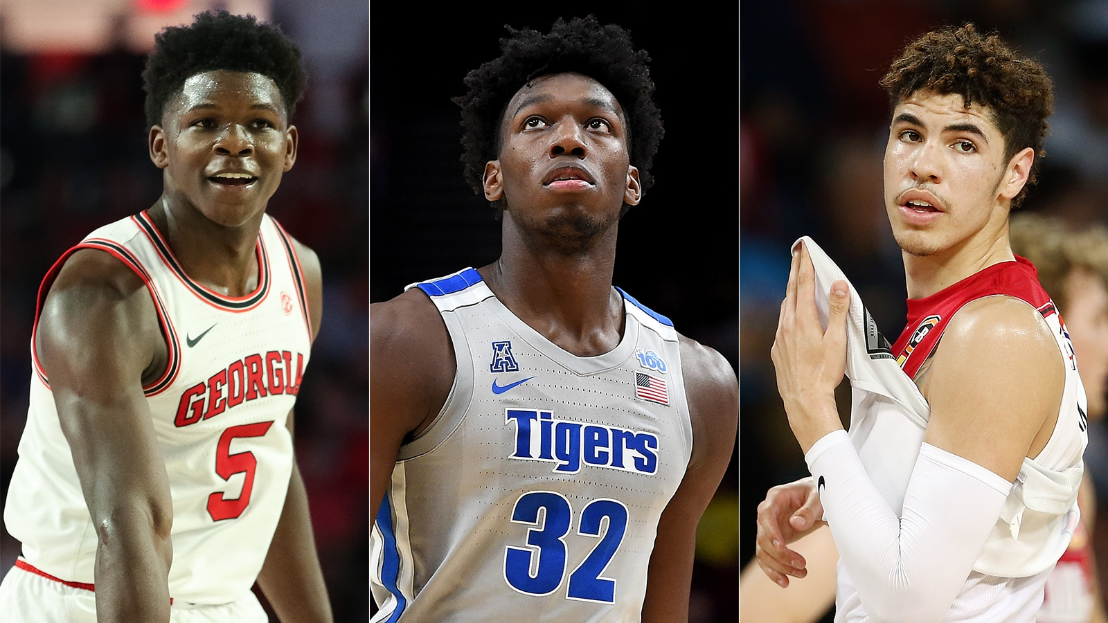 Could the Bulls draft Anthony Edwards, James Wiseman, or LaMelo Ball? |  Chicago Bulls