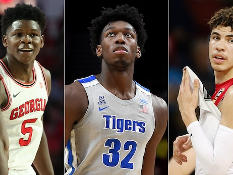 Could the Bulls draft Anthony Edwards, James Wiseman, or LaMelo Ball?