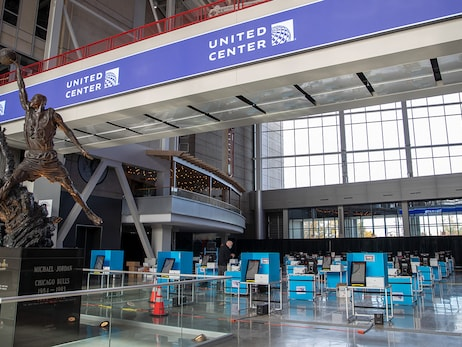Chicago Board of Elections utilizing United Center as Election Day polling place