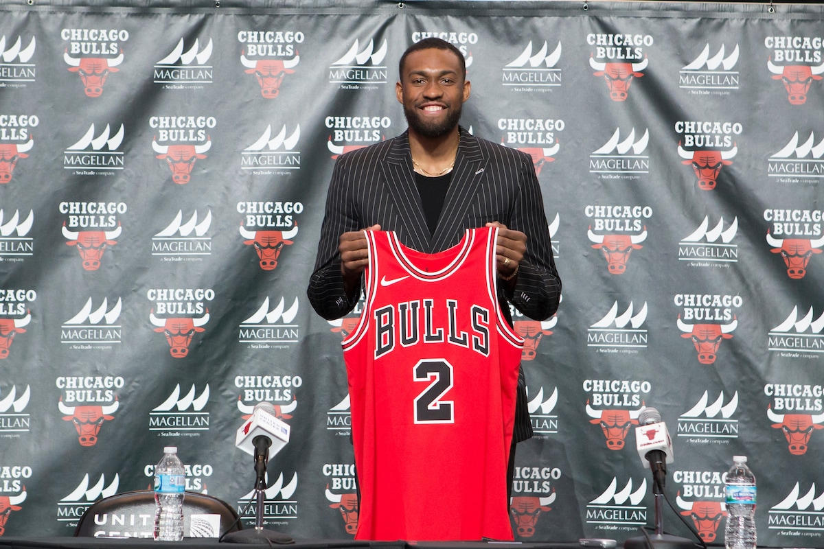 newest collection 3ad10 8620f Chicago Bulls Introduce Jabari Parker | Chicago Bulls