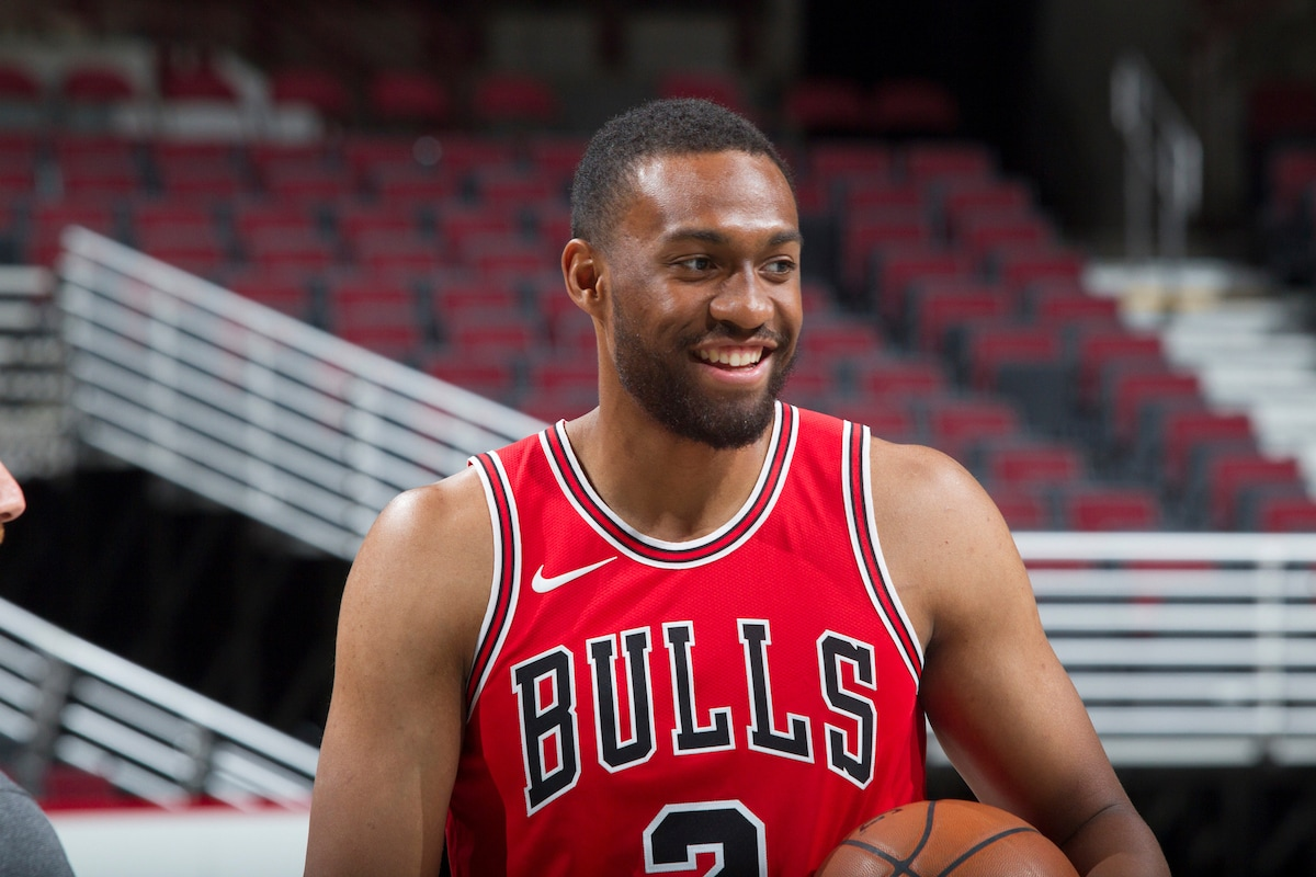 newest collection 3b888 92d84 Chicago Bulls Introduce Jabari Parker | Chicago Bulls