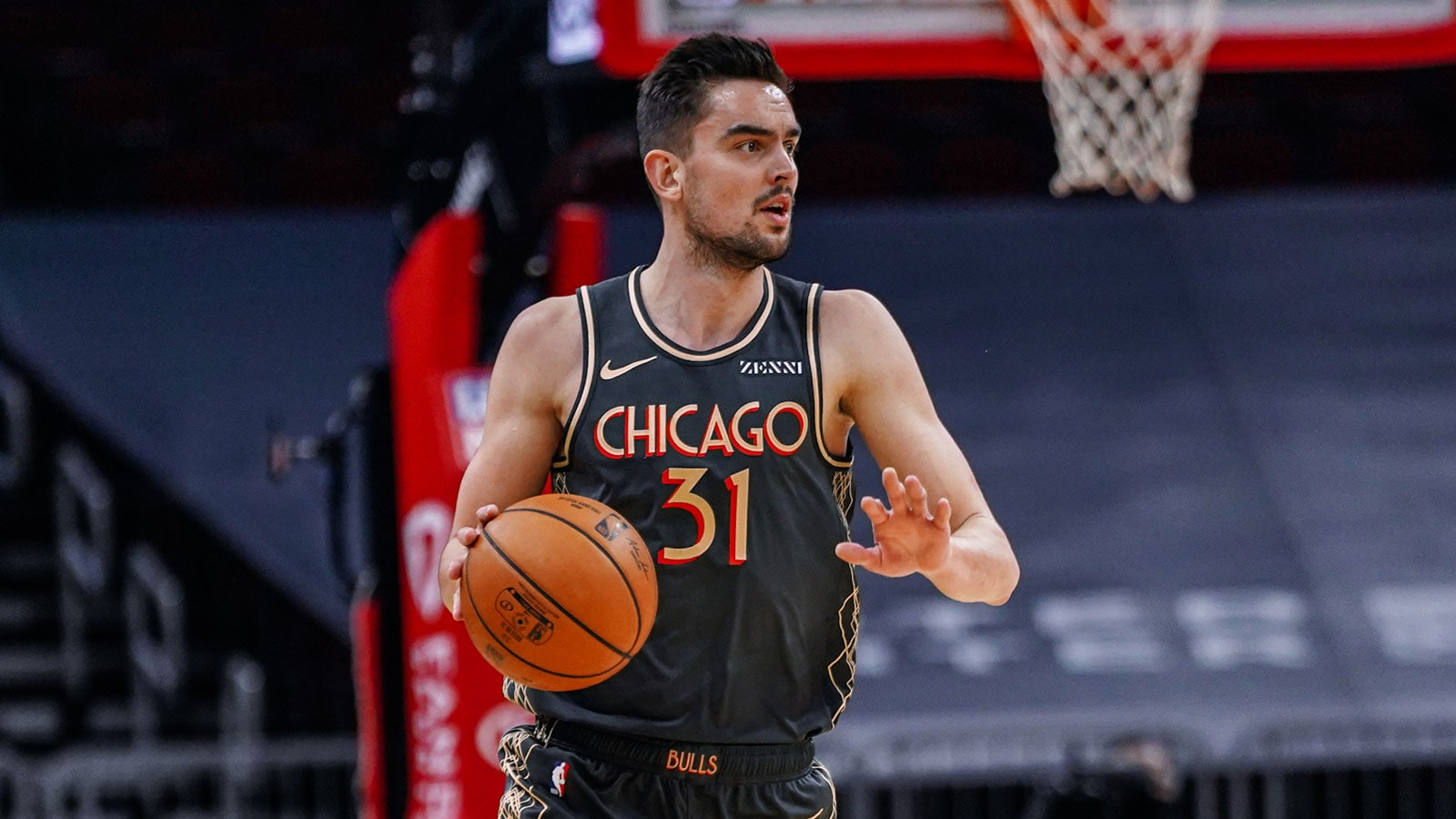Tomas Satoransky back with the team on track to play Friday in Charlotte