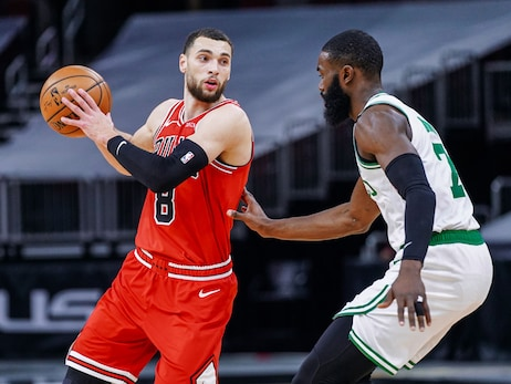 Bulls continue turnover struggles, Celtics cruise to 119-103 win