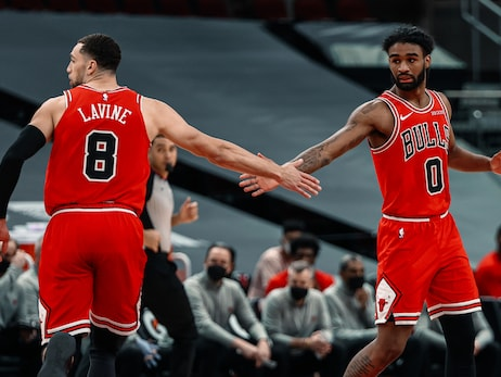 Bulls overcome mistakes,  put away Timberwolves in overtime