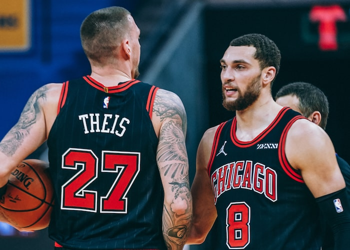 Ask Sam Mailbag: Questions about Theis, new rotations, offseason free agents, and more | Chicago Bulls