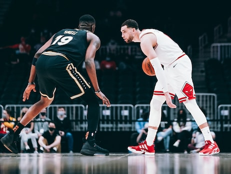 Bulls come up short as Hawks spoil LaVine's 50-point outing