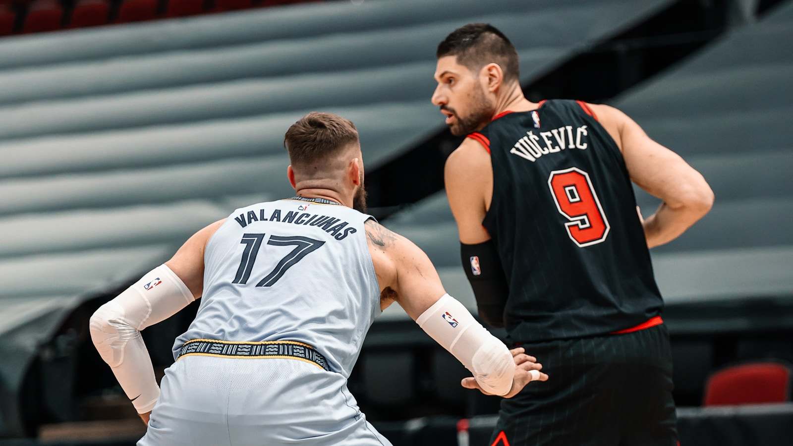 Bulls can't hang with Grizzlies fall 126-115