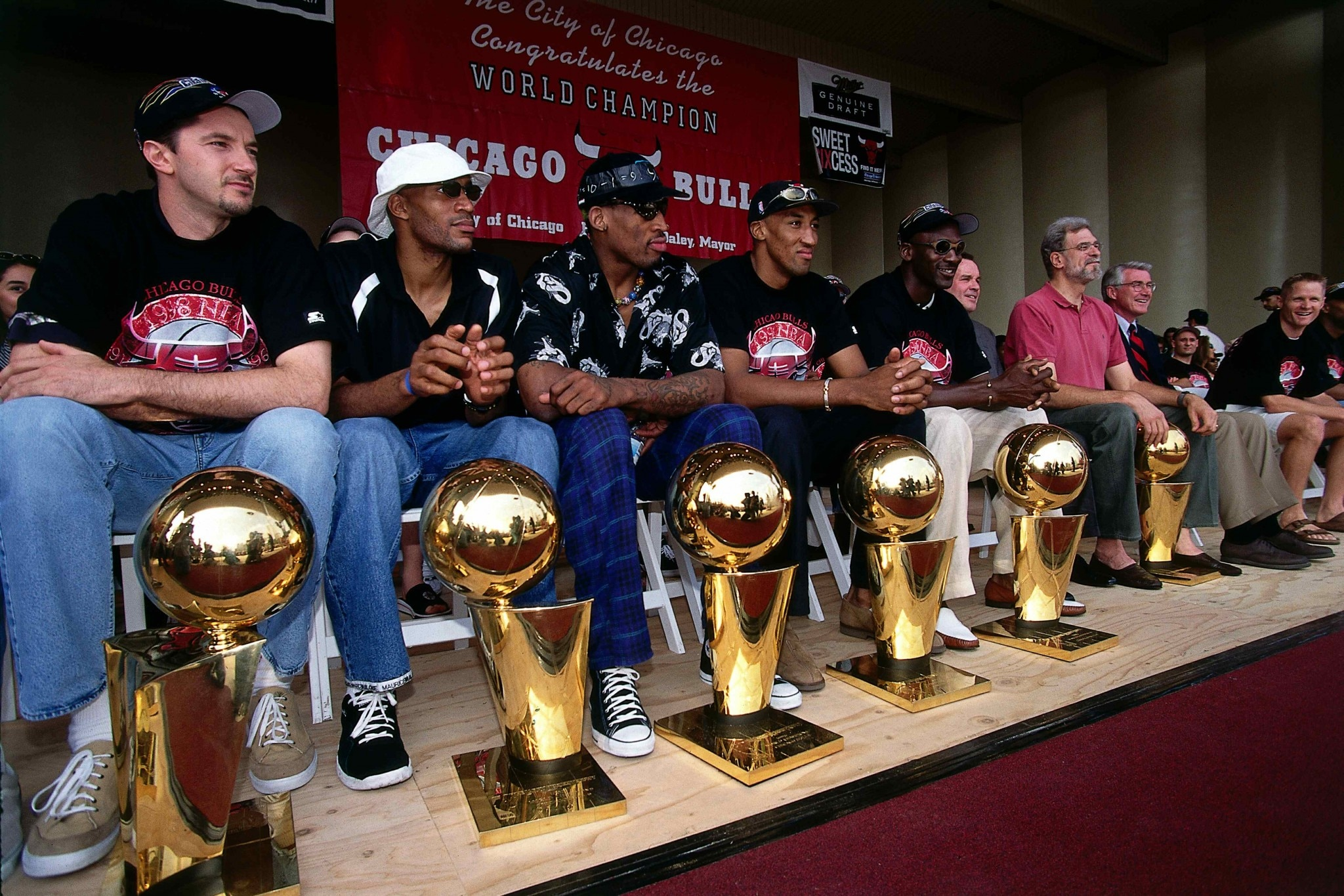 1990s and the Chicago Bulls | Chicago Bulls