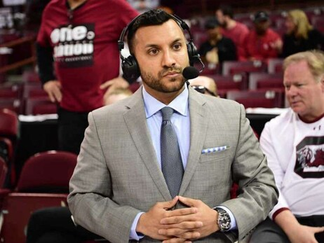 Bulls name Adam Amin new TV play-by-play announcer