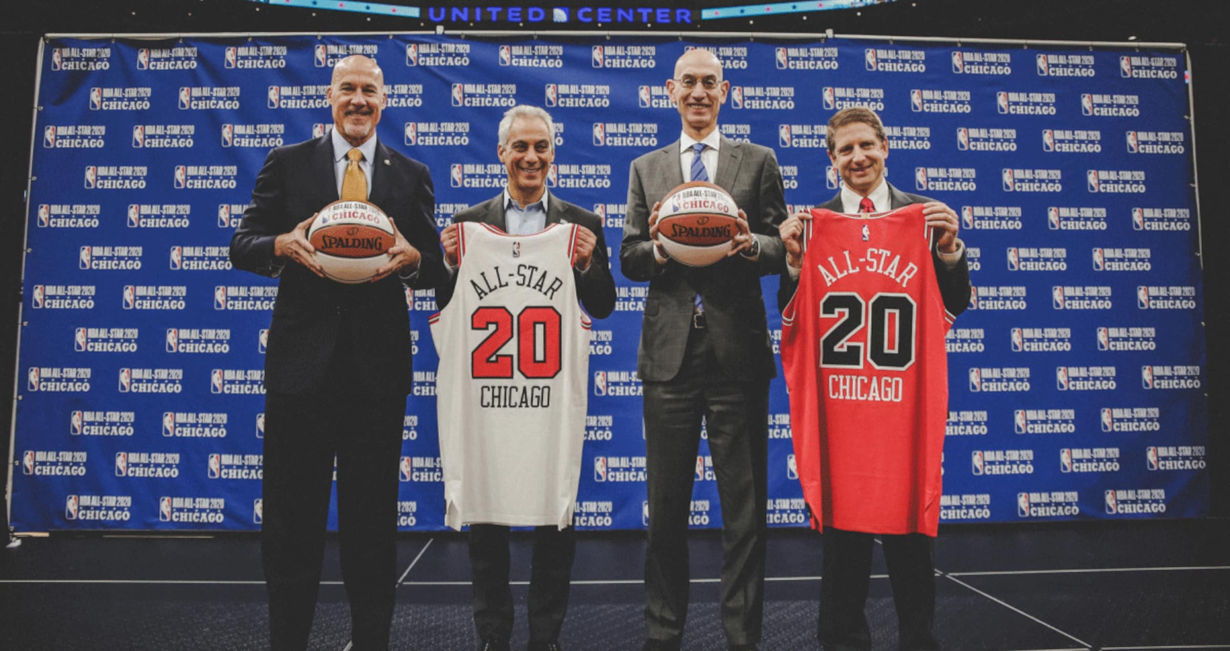 Nba Games 2020.The All Star Games Come To Chicago Chicago Bulls