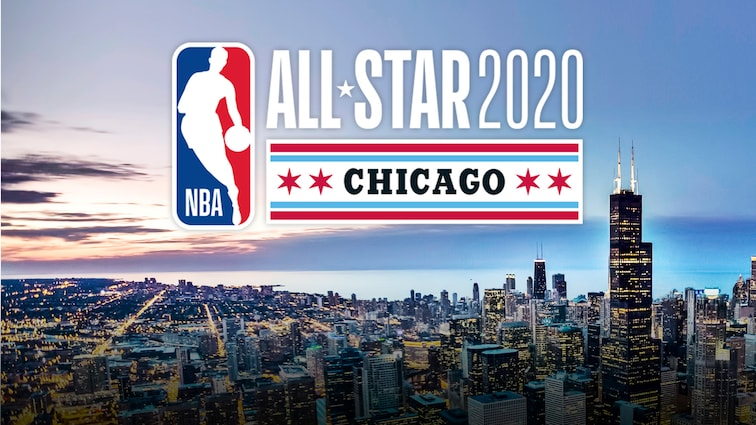 NBA All-Star 2020 Chicago