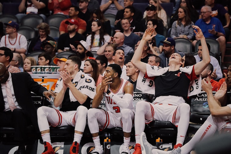 Photo Gallery: Bulls vs Suns (03.18.19)