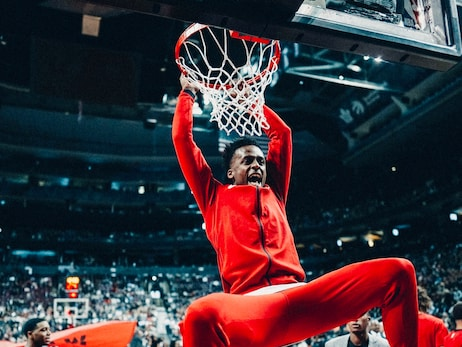 Antonio Blakeney - 18-19 Season Photo Gallery