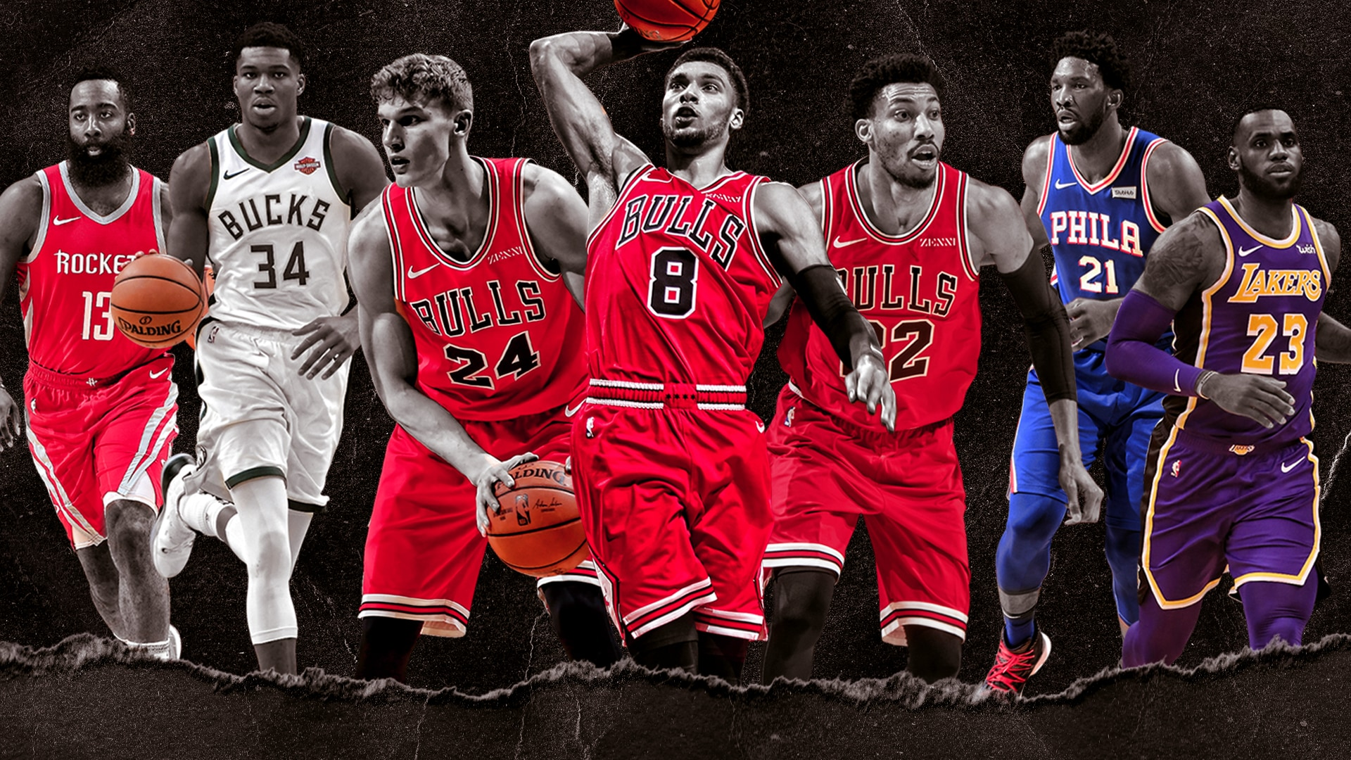 photograph regarding Bulls Schedule Printable referred to as Chicago Bulls announce 2019-20 Timetable Chicago Bulls