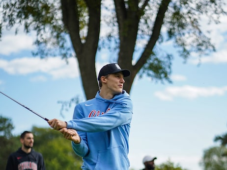 Photo Gallery: Advocate Bulls Minicamp - Golf Day!