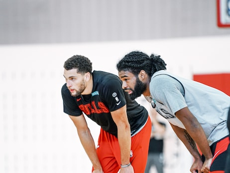 Photo Gallery: Best of Advocate Bulls Minicamp