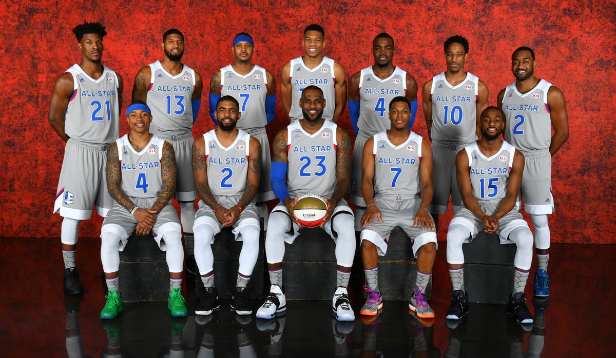2017 all star game tickets nba - The East Did Score 53 Points In The First Quarter So The West Did Tighten Up Its Defense After That The West Scored At Least 47 Points Each Quarter