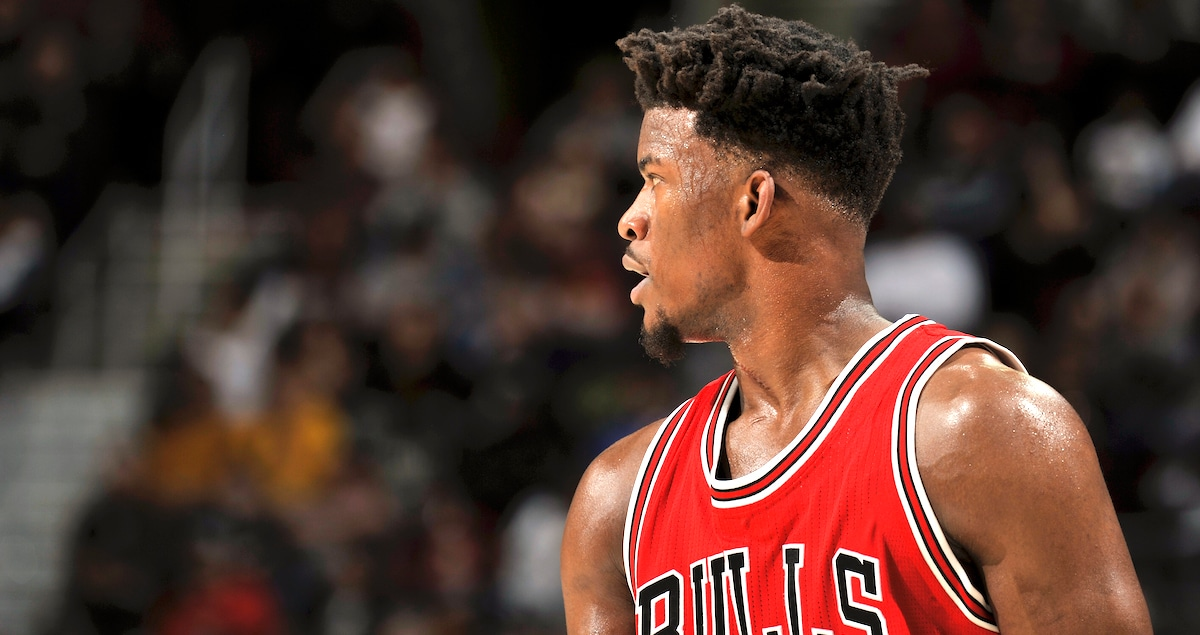 Moving In A New Direction The Bulls Say Goodbye To Jimmy Butler