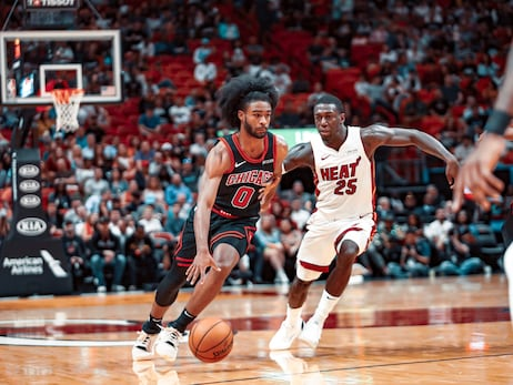 Photo Gallery: Bulls vs. Miami Heat