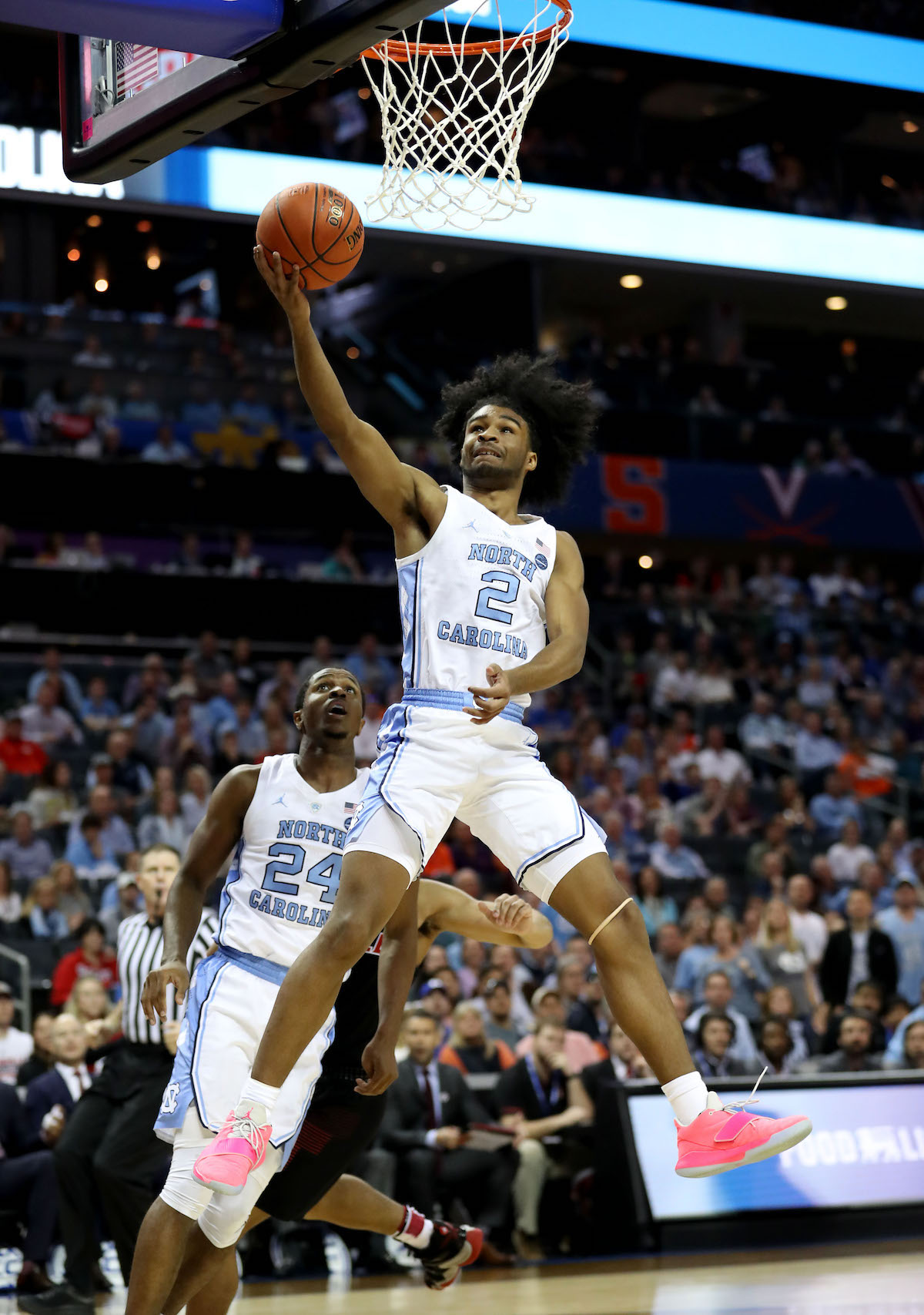 Pre Draft Pictures Coby White Chicago Bulls