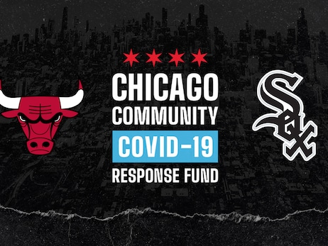 Bulls and White Sox announce commitment to support the Chicago Community COVID-19 Response Fund
