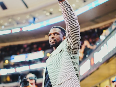Photo Gallery: Luol Deng Retires A Chicago Bull