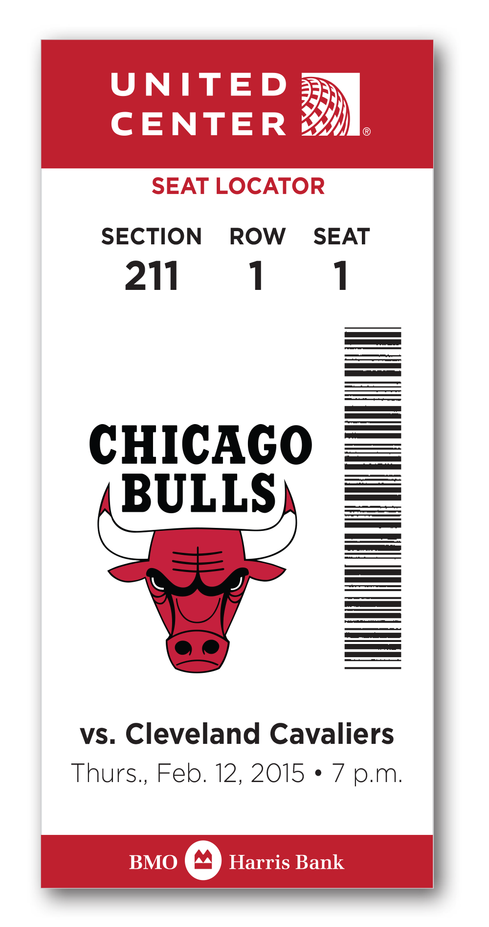 Chicago Bulls digital season tickets | Chicago Bulls