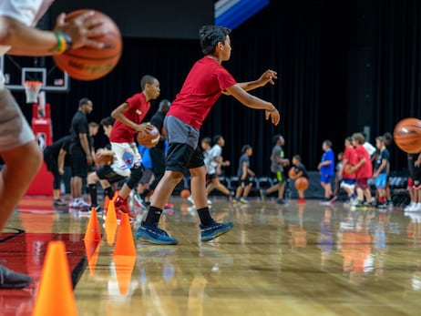 Youth Hoops Skills Clinic at Windy City Bulls 08.03.2019