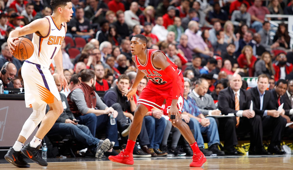 Bulls lose to Suns, 104-99 | Chicago Bulls