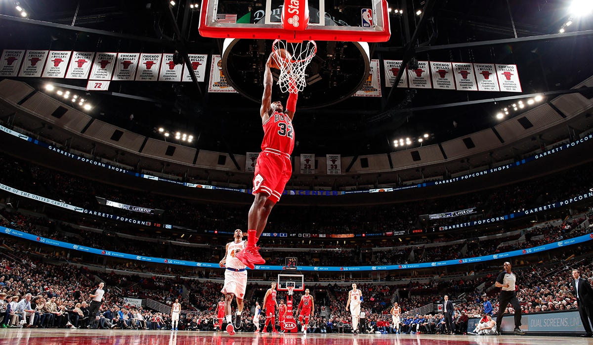 Bulls beat Knicks in Chicago on back of strong team performance