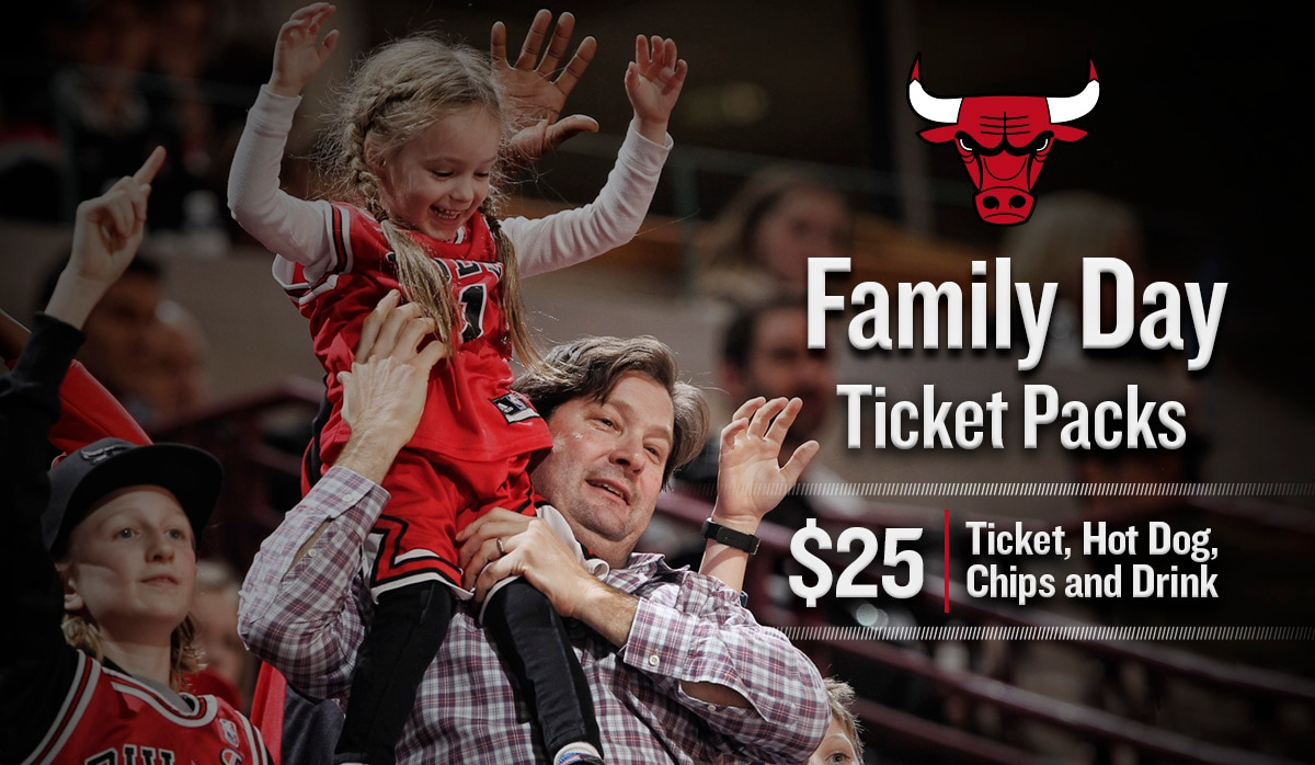 Family Day Ticket Packs