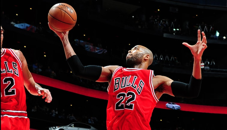 Taj Gibson vs. Atlanta