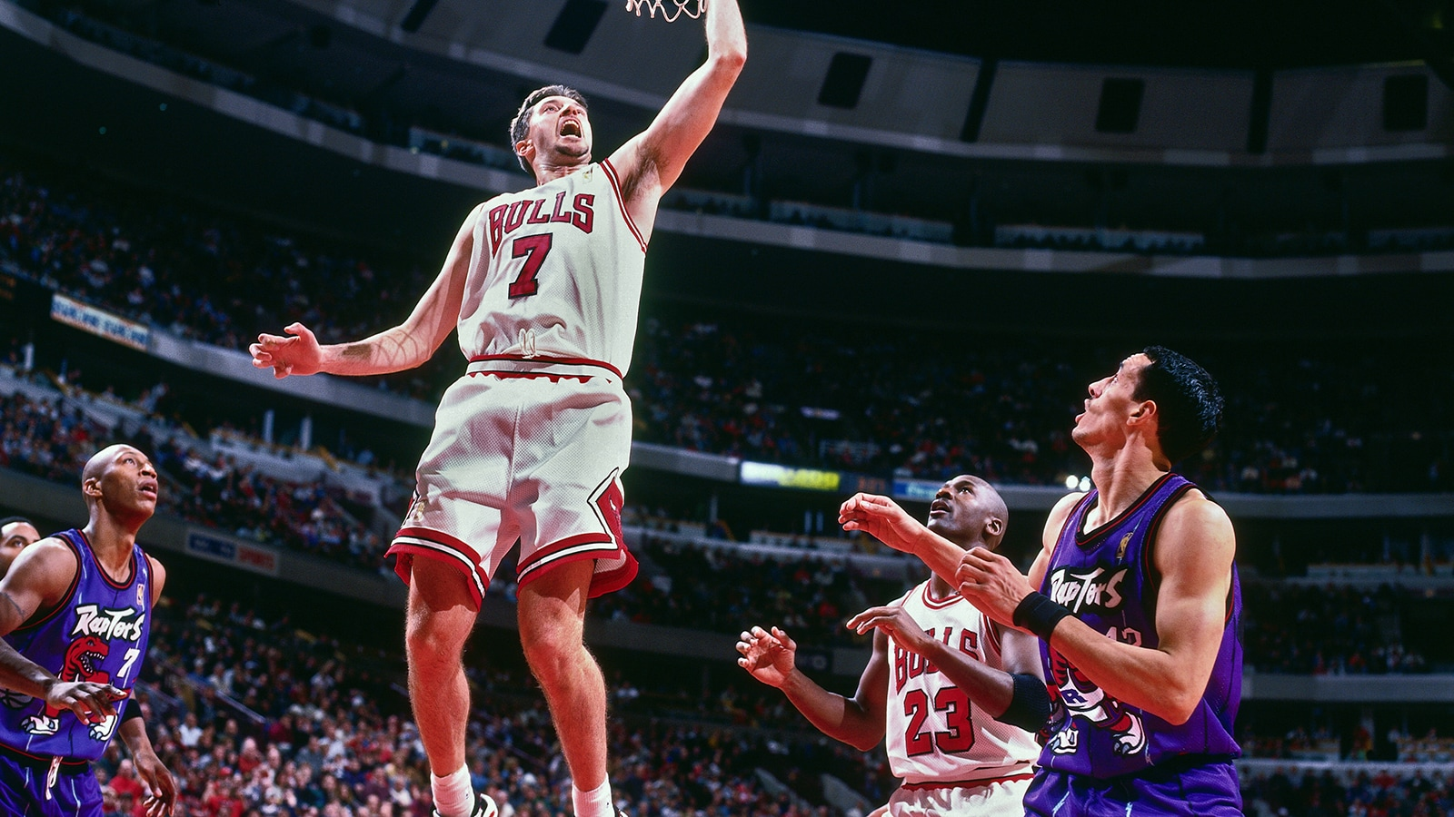 The overlooked star that is Toni Kukoc | Chicago Bulls