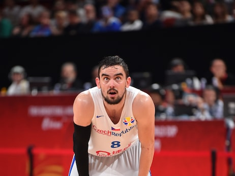 Tomas Satoransky's Stellar Performance at the FIBA World Cup in Photos