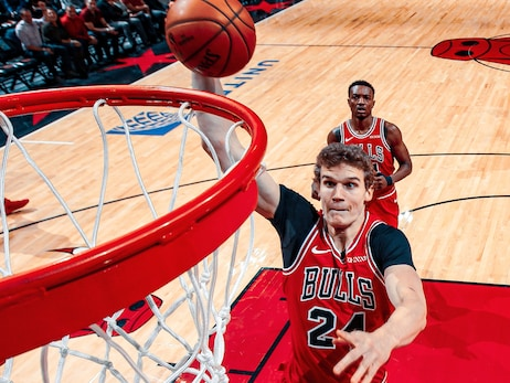 Lauri Markkanen: Through the Lens