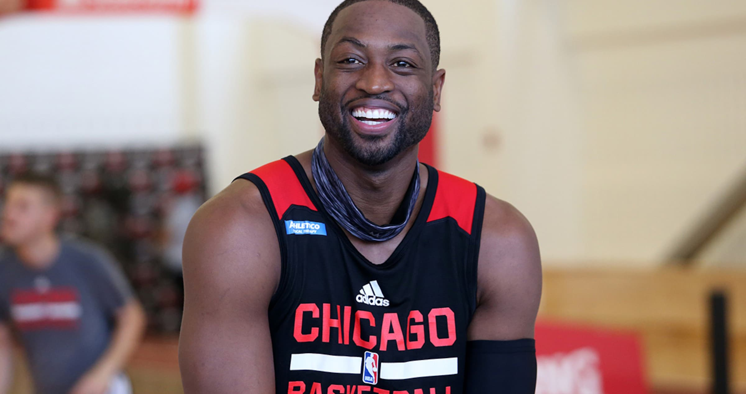 Dwyane Wade tells the story of the 2010 free agency