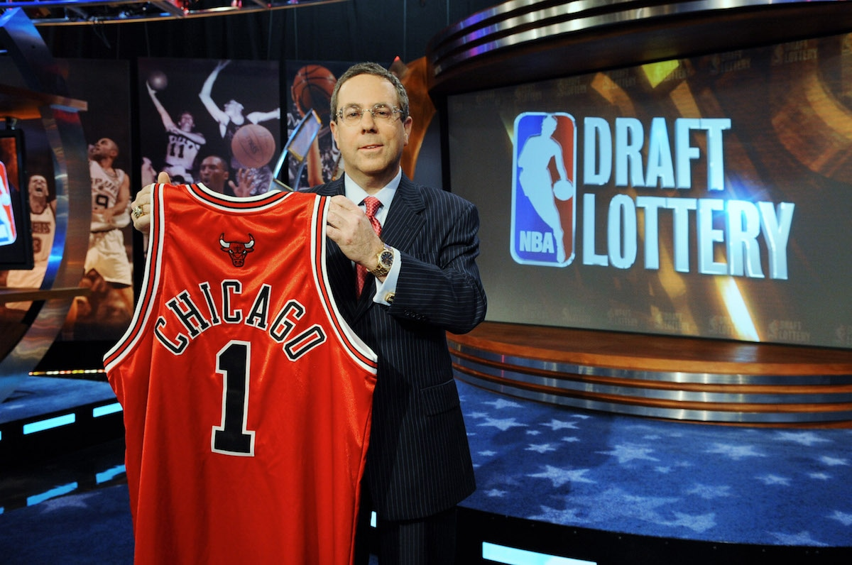 2008 NBA Draft Lottery