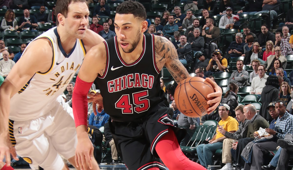 Bulls sputter down the stretch in Indiana  Chicago Bulls