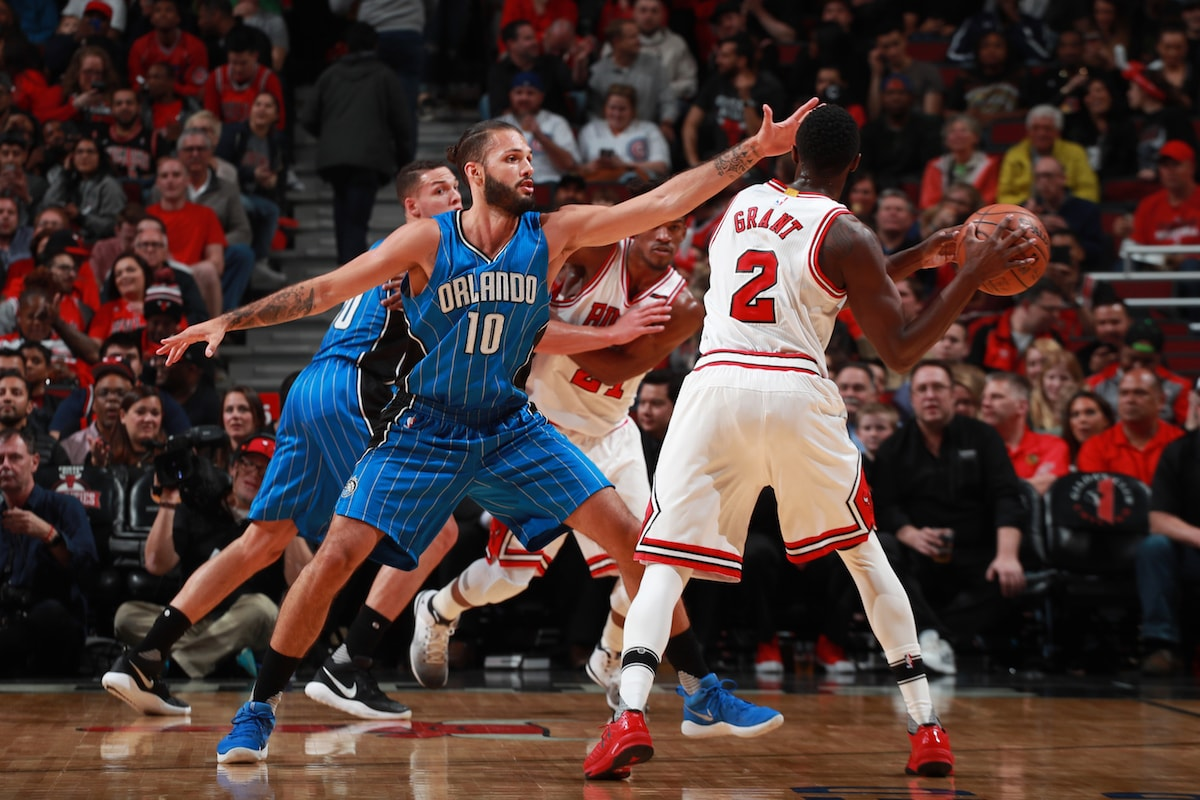 Butler Scores 24 points, Helps Bulls Secure Playoff Spot