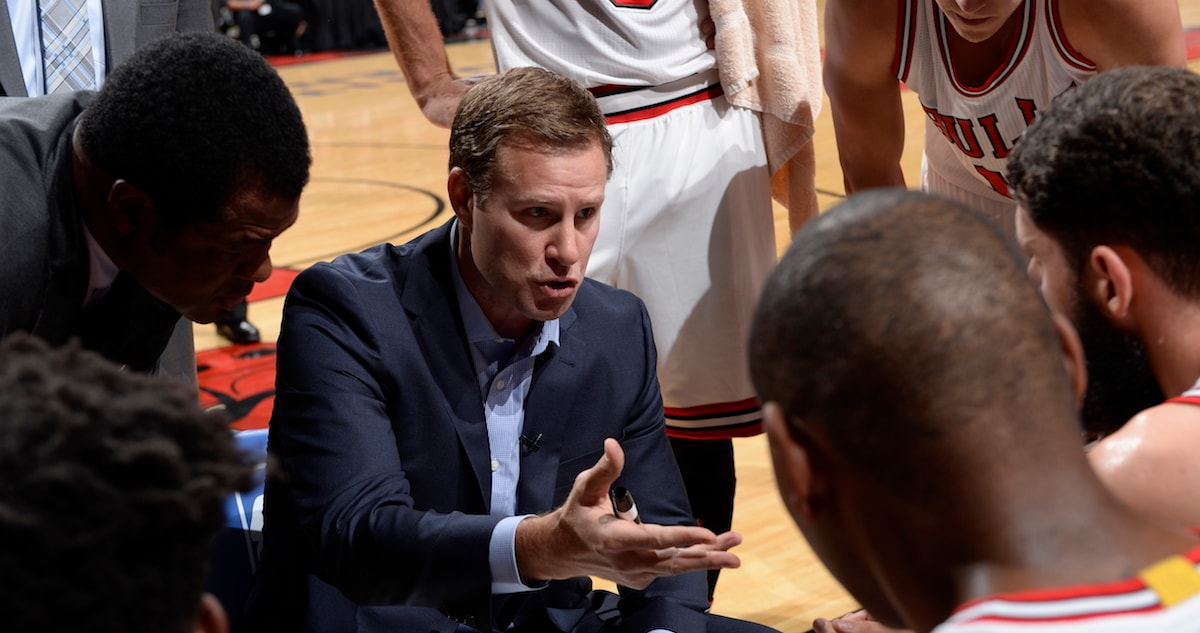 Armed With A Young Roster Hoiberg Ready To Hit The Ground Running