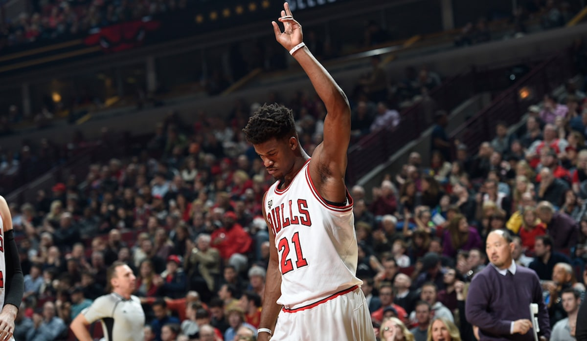 Jimmy Butler among finalists for 2016 U.S. Olympic Men's ...