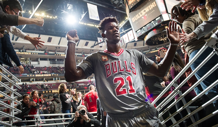 Bulls announce 2016-17 regular season schedule