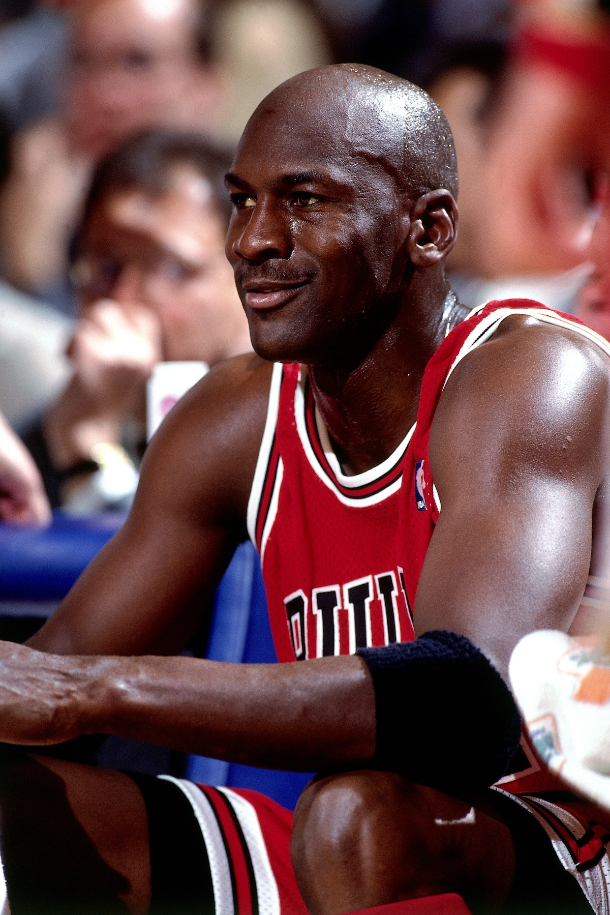 "New Orleans Parking Tickets >> Michael Jordan: ""I'm Back."" 
