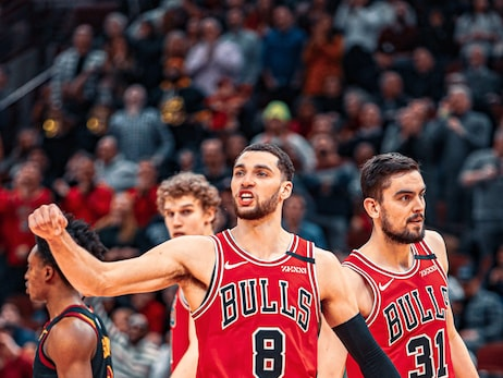 Photo Gallery: Bulls take down the Cavaliers