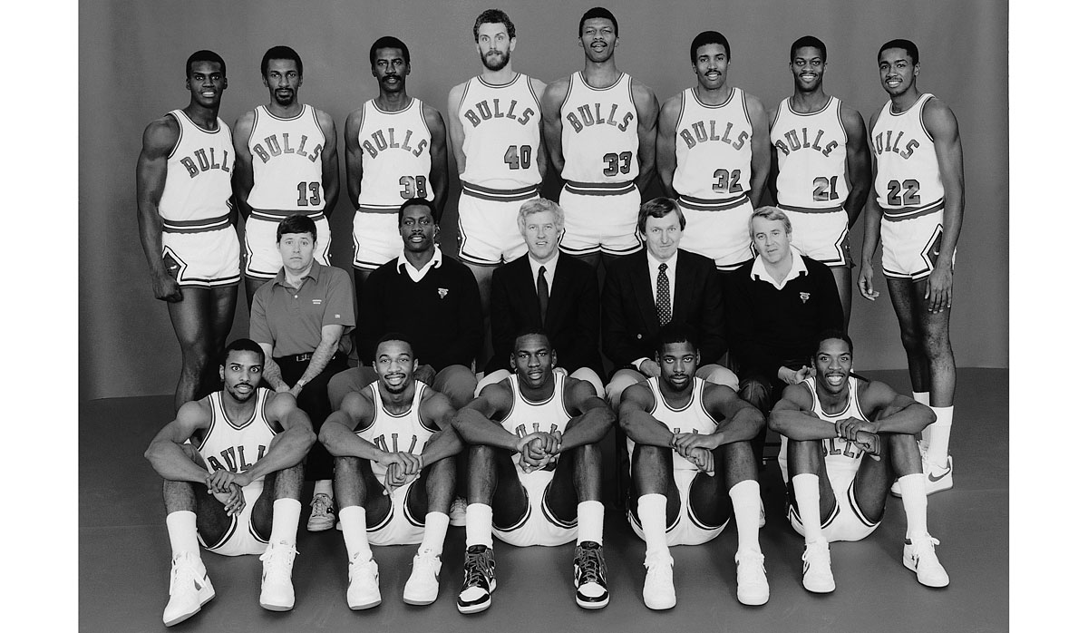 NBA mourns Caldwell Jones a Bull in 1984